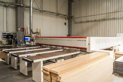 carpentry wooden production CNC big size