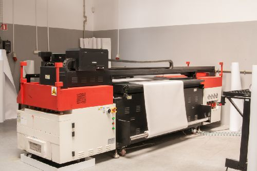 printing house latest machines